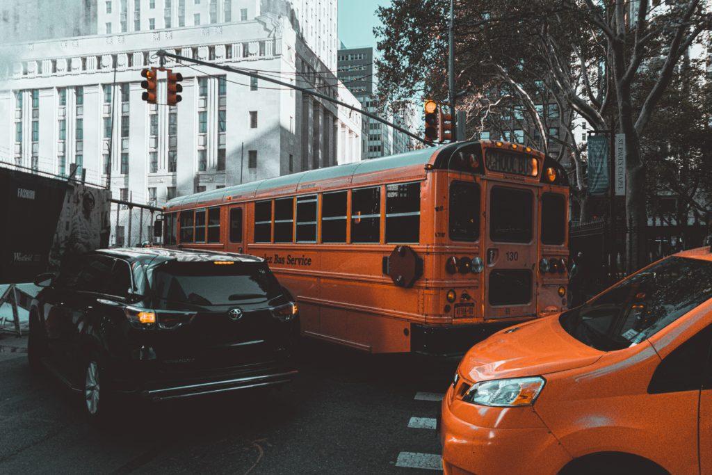 New York City Bus Transportation System